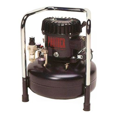 Flüsterleiser Kompressor 40 dbA